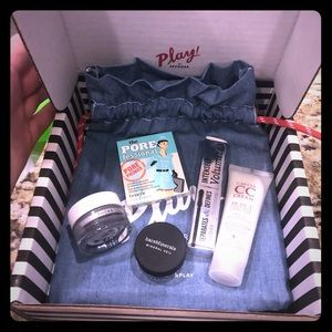 Sephora Play Box for May! NWT